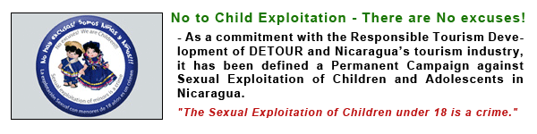 No to Child Exploitation